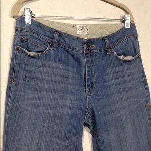White House Black Market Jeans - White House Black Market   Bootleg Jeans 8R EUC